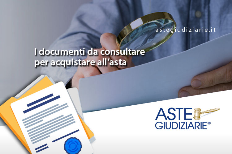 documenti asta