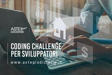 coding challenge sviluppatori